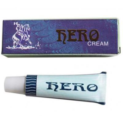 6 tuýp gel HERO CREAM chống xuất tinh sớm cho phái mạnh giá gốc